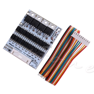 Image 2 - SIV 10S 36V Li ion Lithium Cell 40A 18650 Battery Protection BMS PCB Board Balance Whosale&Dropship