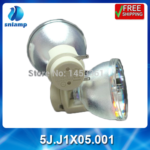 Osram original projector lamp bulb 5J.J1X05.001 for MP626 MP70 osram lamp housing for epson v11h369020 projector dlp lcd bulb