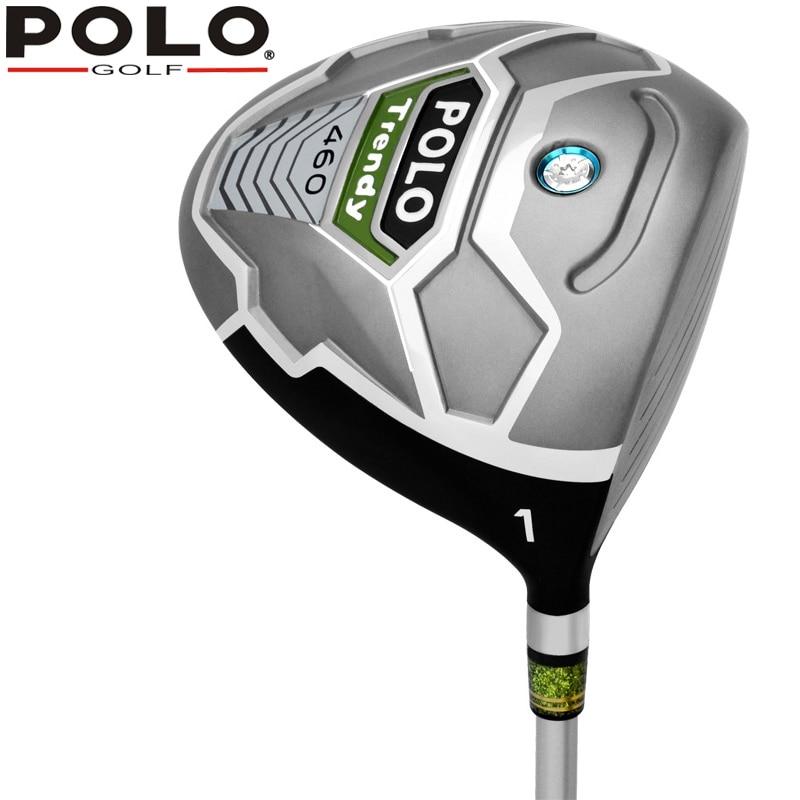 POLO Genuine New Golf Titanium Men Fairway Wood Club R 45.5'' 10.5 Degrees #1 Wood Graphite Shaft Sports & Entertainment Clubs