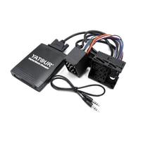 YATOUR Music Changer for 17pin BMW E36 E46 E39 E38 /Bmw K1200lt/compact E46 Etc huahee