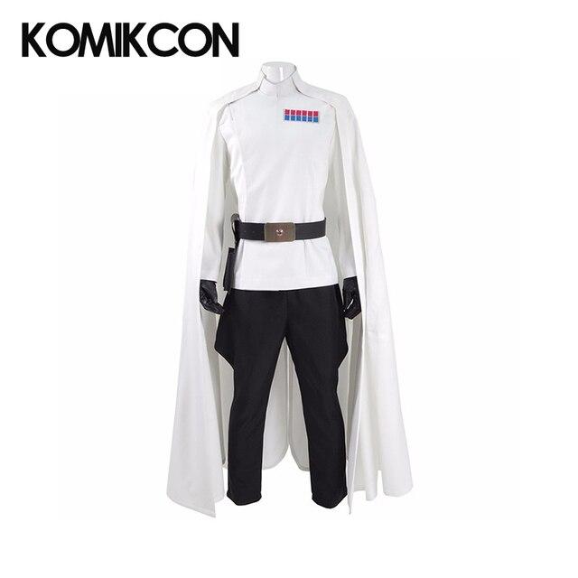Star Wars Rogue Ein Direktor Orson Krennic Cosplay Kostüm Herren