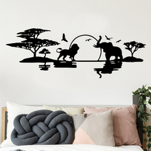 Romantic animals Vinyl Wallpaper Roll Furniture Decorative For Kids Room Living Room Home Decor Background Wall Art Decal romantic africa woman vinyl wallpaper roll furniture decorative for kids room living room home decor art decor wallpaper