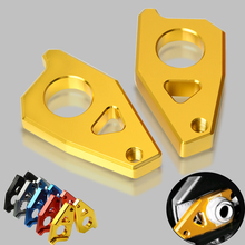 Motorcycle Parts Accessories CNC Chain Adjusters Tensioners Catena For Yamaha TMAX 530 TMAX530 TMAX 530 2012 2015 2013 2014