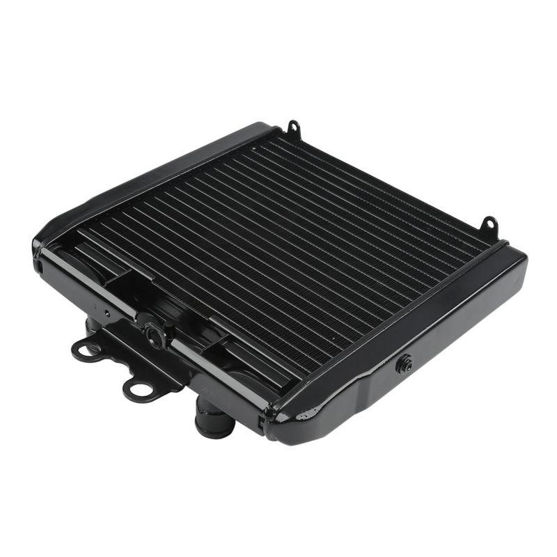 motorcycle aluminum engine radiator cooler for harley. Black Bedroom Furniture Sets. Home Design Ideas