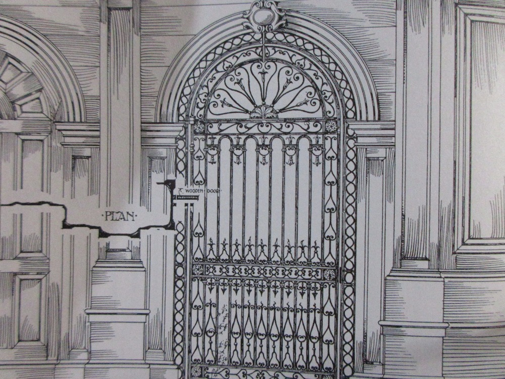 Custom Made Wrought Iron Gates Designs Whole Sale Wrought Iron Gates Metal Gates Steel Gates Hc-g3