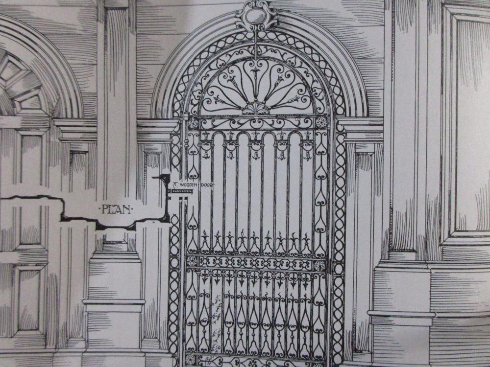 Custom Made Wrought Iron Gates Designs Whole Sale Wrought Iron Gates Metal Gates Steel Gates Hc-g3