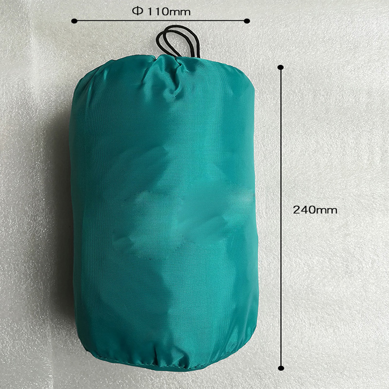 Image 4 - Ultralight Outdoor Inflatable Cushion Sleeping Camping Mat Sleeping Pad Mattress for Camping Hiking Backpacking Travel-in Camping Mat from Sports & Entertainment