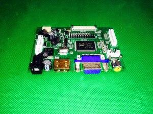 Плата управления драйвером HDMI/VGA/AV + 8 дюймов, HE080IA-01D 1024*768 IPS, ЖК-дисплей высокой четкости для Raspberry Pi