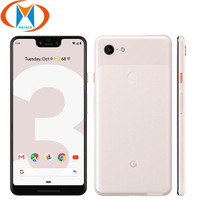 New Original Google Pixel 3 XL Mobile Phone 6.3 Snapdragon 845 4GB RAM 64GB 128GB ROM Android 9.0 NFC Fingerprint Smartphone