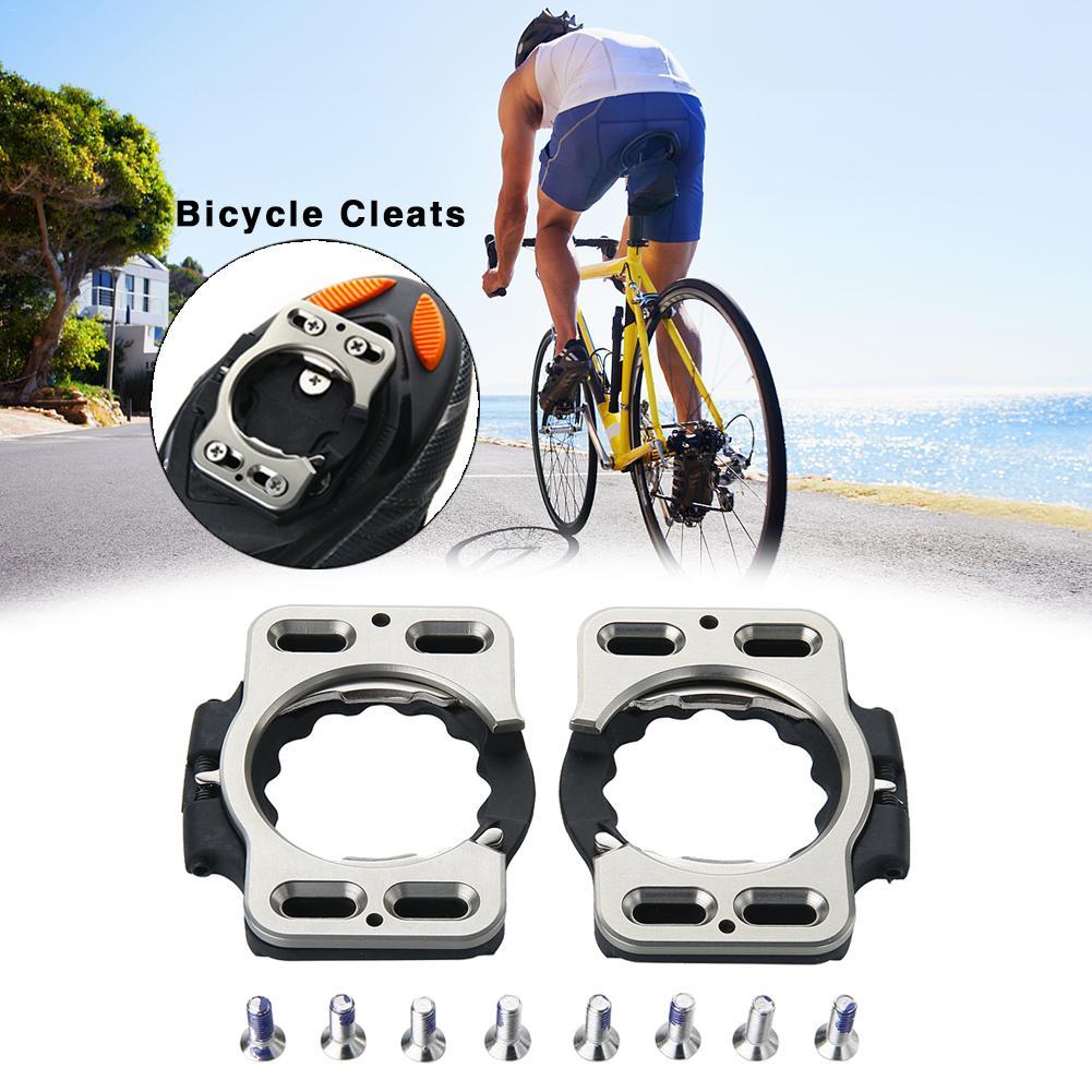 1a664f3aa6 1 par carretera bicicleta zapatos Pedal bloqueo a Cala adecuado para  SpeedPlay cero Pave/luz Ultra acción X1 x2 X5