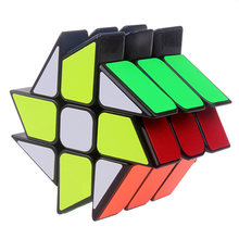 YongJun 3×3 Hot wheels Magic Cube 3 Layers 3x3x3 Strange-shape Magic Speed Cube Professional Puzzle Toys For Children Kids Gift