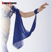 2017 Belly Dance Accessories Clothing Set  Armbands Armband Indian Sari Ropa Danza Del Vientre Danza Tribal Bollywood