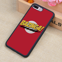 Bazinga Phone Cases For iPhone and Samsung