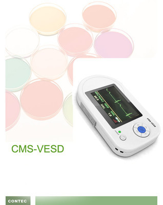 Visual Electronic Stethoscope EG PR SpO2 PC software 36 months Warranty CMS-VESD
