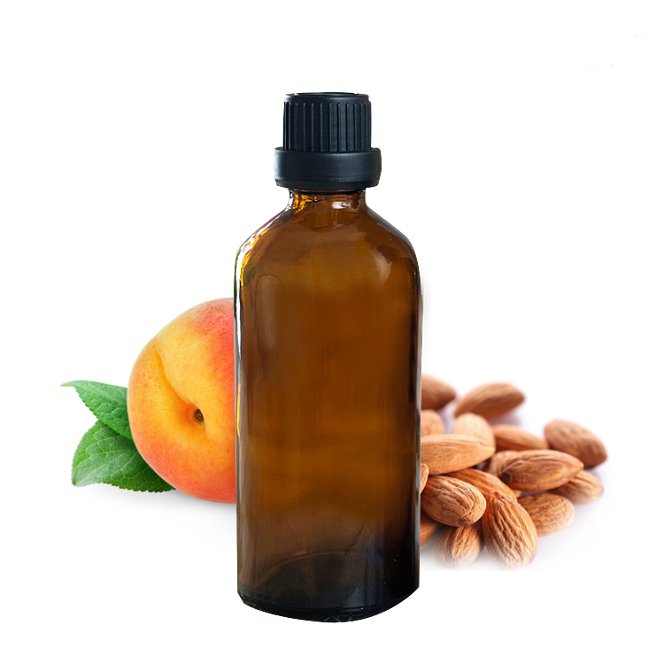 Apricot kernel oil 100% pure plant base oil Essential oils skin care nucleolar oil almond 100ml Massage J20