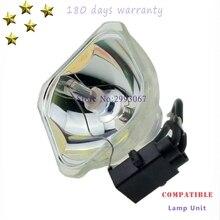 Livraison Gratuite ELPLP41 V13H010L41 Remplacement Lampe Nue Pour EPSON EMP-S5 EMP-S52 EMP-T5 EMP-X5 EMP-X52 EMP-S6 EMP-X6