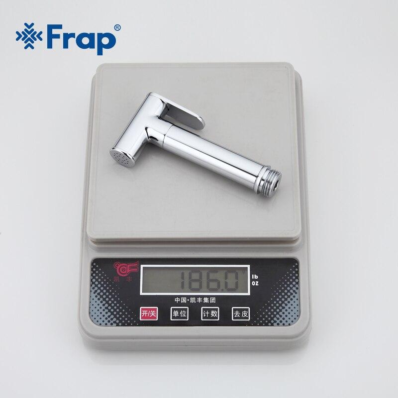 Frap Bidet Faucets Brass Bathroom shower tap bidet toilet sprayer Bidet toilet washer mixer muslim shower ducha higienica F7505