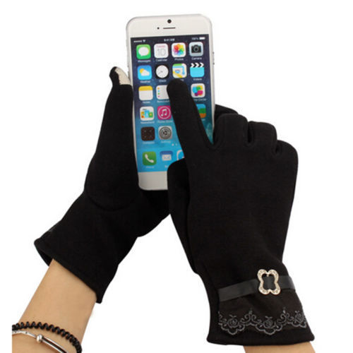 5 Colors Gloves Touch...
