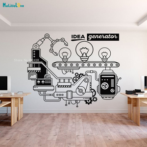 Idea Generator Office Wall Dec