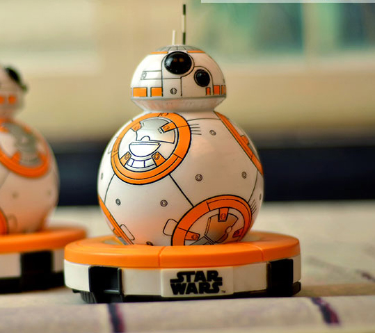 15cm Star Wars The Force Awakens BB8 BB-8 Piggy bank Robot Action Figures PVC Collection Figures toys for christmas gift