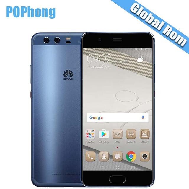 """Глобальный Встроенная память Huawei P10 плюс 4 г LTE мобильный телефон KIRIN 960 Octa Core 6 ГБ Оперативная память 64 ГБ/ 128 ГБ/256 ГБ Встроенная память Android 7.0 5.5 """"2 К 2560x1440 s"""