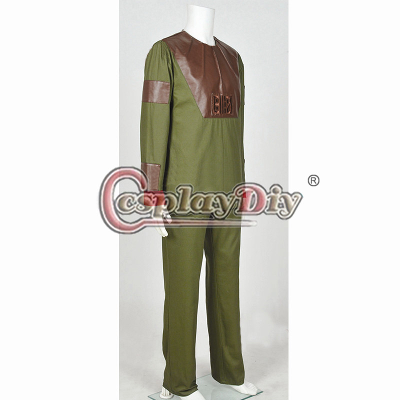 Planet Of The Apes 1968 Cornelius uniform Cosplay Costume The Full Set Outfit