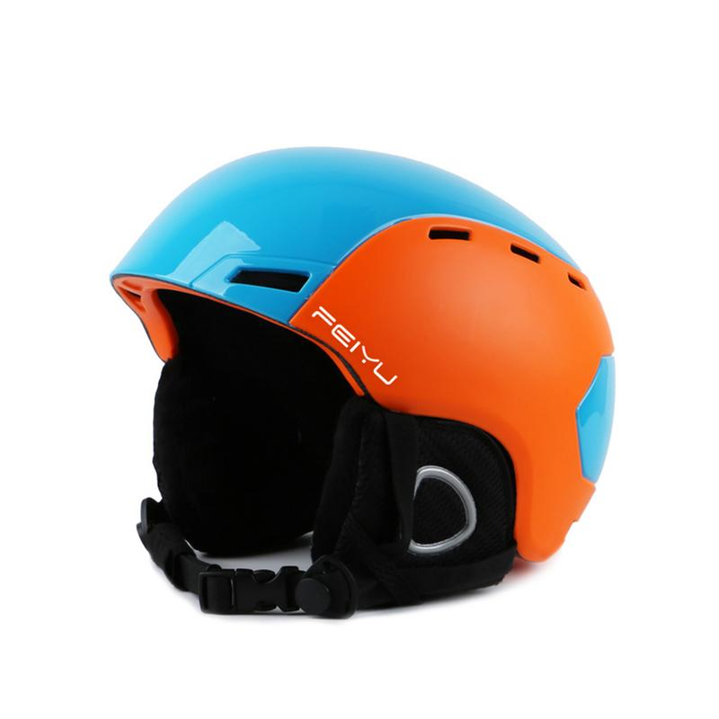 все цены на Adult Ski Helmet Integrally-molded Professional Adult Kids Winter Sports Snowboard Helmet Men Women Skating Skateboard Helmets