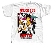 Son Of The Dragon Bruce Lee Poster T Shirt All Sizes S To 4Xl