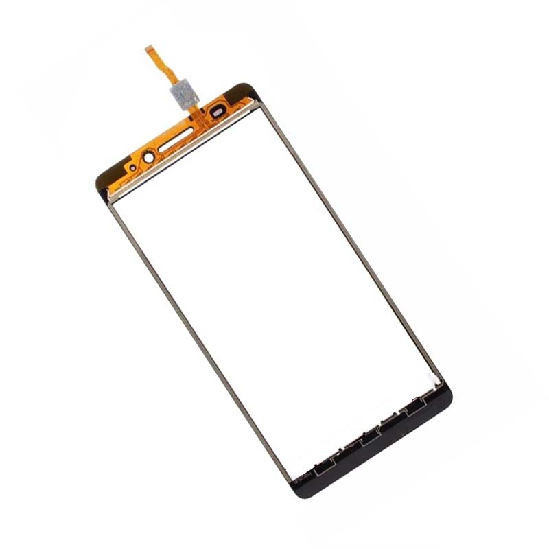 Black For Lenovo A7000 Digitizer Touch Screen Panel Sensor Glass Replacement