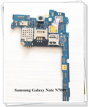 International language!Good quality Original 16GB Motherboard For Samsung for GALAXY note n7000 free shipping цена 2017