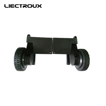 (For X5S) Left & Right Wheel Assembly For Robot Vacuum Cleaner, 1 Pack Includes 1*Left Wheel + 1 Right Wheel