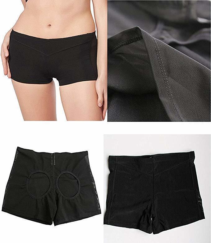 Womens Butt Lifter Panties Tummy Control Seamless Enhancer Body Shaper ,Briefs Underwear Booty Body Shaper Top 2