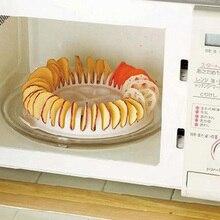 DIY Микроволновая печь для чипсов, чипсов, лоток, печь, картофельные чипсы, инструменты для выпечки, домашние закуски, кухонные гаджеты