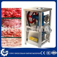 200kg/h commercial electric meat grinder machine beef mutton meat minced machine chicken duck bone grinding machine