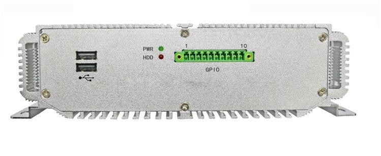 Matériel de support J1900 2.0GHZ 32G SSD ordinateurs à carte unique sbc pour le contrôle industriel (LBOX-J1900)