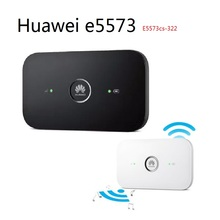 Unlocked Huawei E5573 4G Dongle Lte Wifi Router E5573cs-322 Mobile Hotspot Wireless 4G LTE Fdd Band pk e5778 b593 R216 Router(China (Mainland))