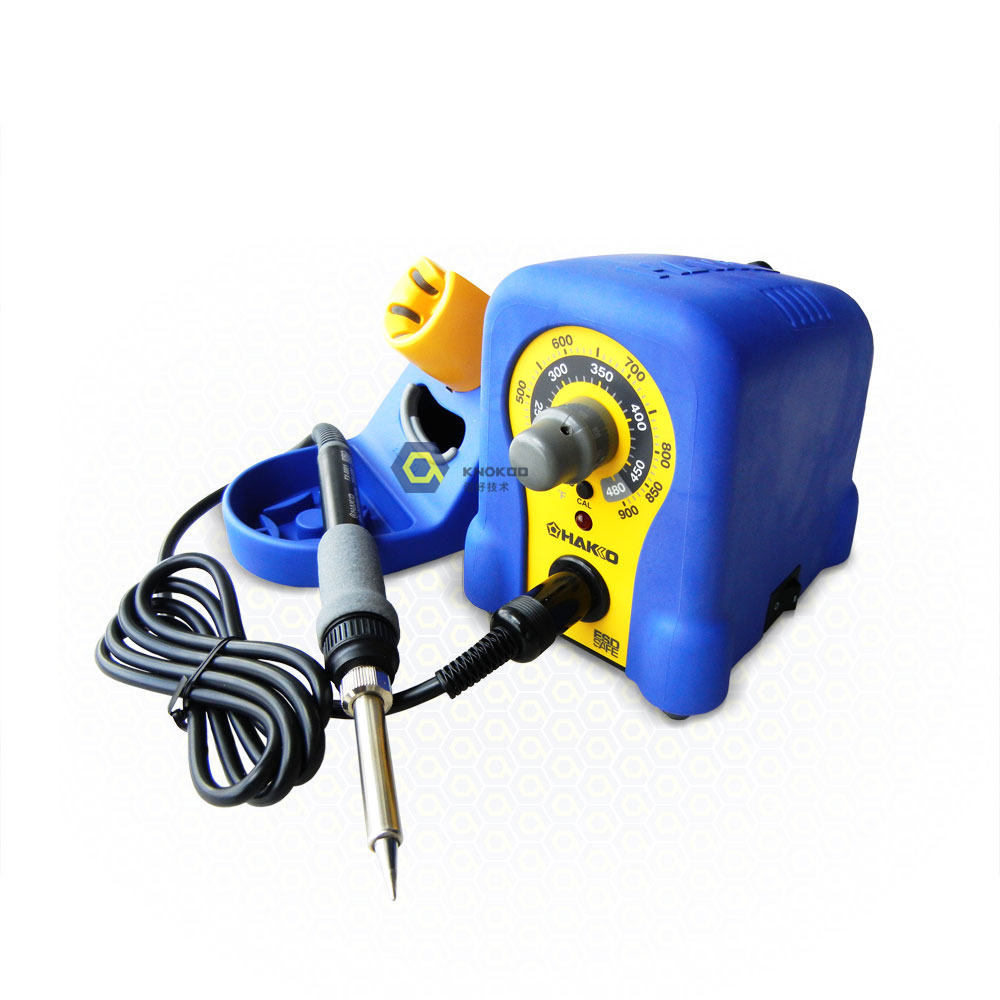 70W 110V leadfree HAKKO FX888 Soldering station, Hakko FX8801 soldering iron, T18-B soldering tips, cute design dhl free shipping hot sale 220v hakko fx 888 fx888 888 solder soldering iron station with 10 free tips 900m t