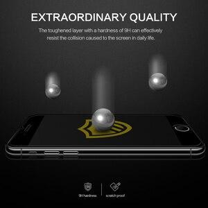 Image 4 - Защита экрана SmartDevil для iphone X Xs Max Xr 2.5D изогнутое закаленное стекло для iphone 6 6s Plus 7 Plus 8Plus защита экрана