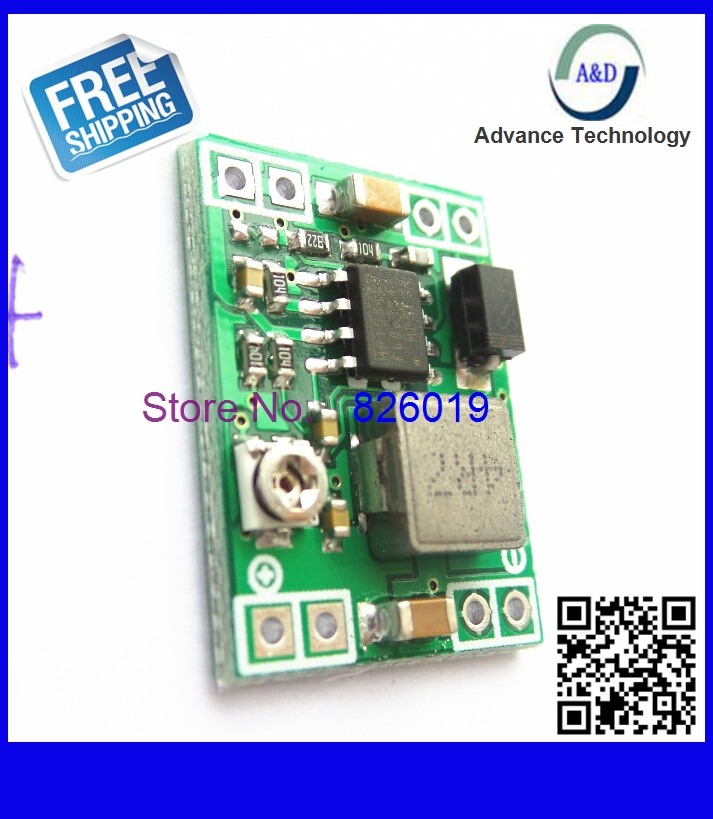 1pcs free shipping Ultra-small power supply module DC / DC BUCK 3A adjustable 3V 5V 16V over MP1584EN replace Lm2596