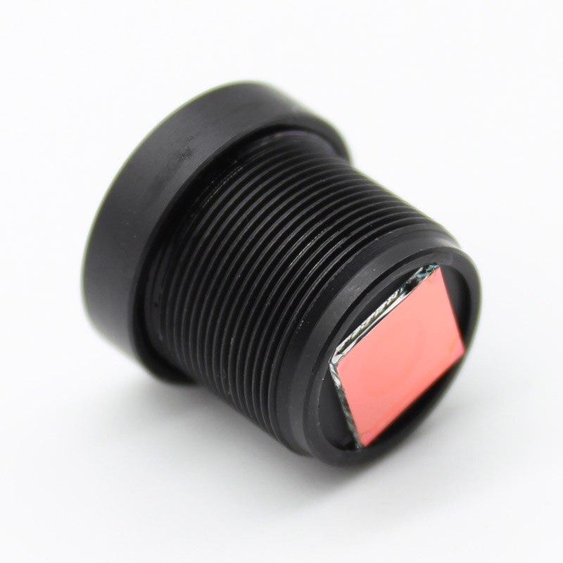 """Lente de placa CCTV de 2,1mm 1/3 """"850nm vista 160 grados lente infrarrojo gran angular para cámara de seguridad"""