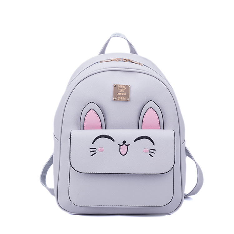 Women Backpacks Mini Girl Bags Bagpack mochila PU Leather Teenagers School Bag Bookbag Casual Lady Shoulder Bag New Fashion D168