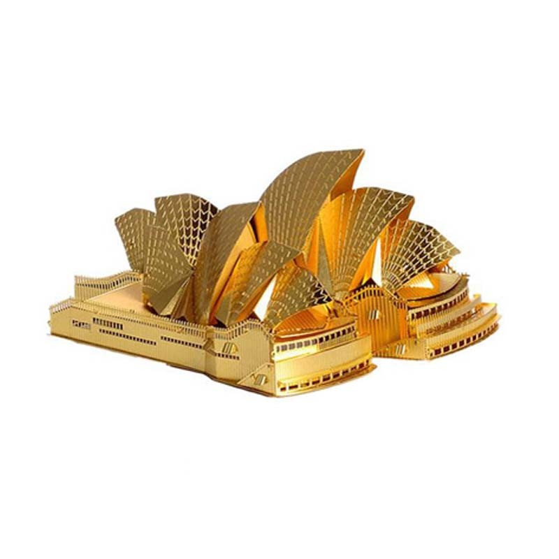 3D-Gold-Sydney-Opera-House-Metal--Puzzle-DIY-Architecture-Assembled-Model-Building-Kid-Educational-Gifts-Interested-Toy-TK0110 (3)