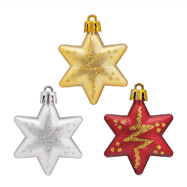 Sterne Für Weihnachtsbaum.Us 1 25 5 Sterne Box Phantasie Bling Weihnachtsbaum Sterne Christbaumschmuck Weihnachten Topper Stern Weihnachtsdekoration Großhandel In 5