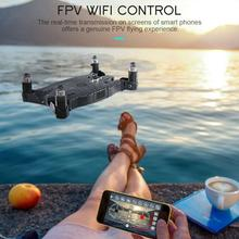 JJR/C H49WH 4CH 6-Axis WIFI FPV 720P HD Camera Drone Quadcopter G-sensor RC Mini Drone with Camera