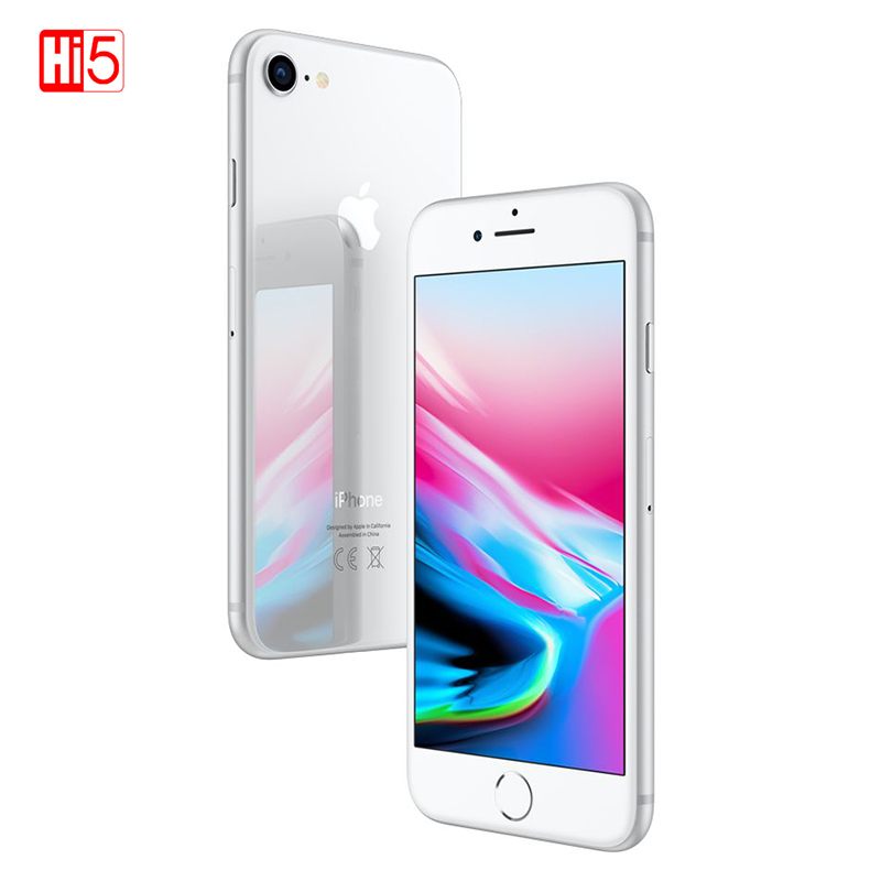 Image 5 - Unlocked Apple iphone 8 64G/256G ROM Wireless charge iOS Hexa core Fingerprint A11 Bionic Fingerprint mobile used smart phone-in Cellphones from Cellphones & Telecommunications