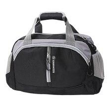 Oxford Men Travel Bags Waterproof Portable Travel Handbag Black T731 Large Capacity Duffle Bag large capacity gym bags men outdoor sports training bags women waterproof oxford crossbody bags travel duffle storage handbag