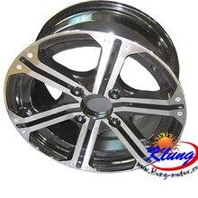 Абсолютно 14x6 или 14x8 обод из алюминиевого сплава для xinyang 1100 багги, квадроциклы, квадроциклы, картинг, внедорожники
