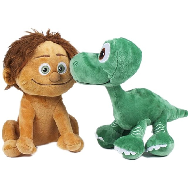22 CM Novo Filme da Pixar Local Arlo Dinossauro de Pelúcia Boneca de Brinquedo de Pelúcia A Boa Dinossauro De Pelúcia Boneca das Crianças amor Brinquedo