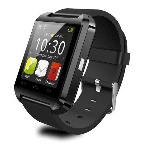 Free shipping New Fashion U8 Bluetooth Smart Watch Mobile Phone Sync Bluetooth Phone Call Step Motion Smart Watch