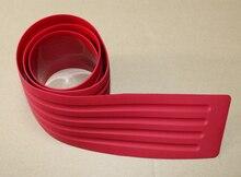 Volkswagen rear bumper rubber protector for Golf 7 Bora jetta 6,Skoda Octavia Fabia,Free shipping